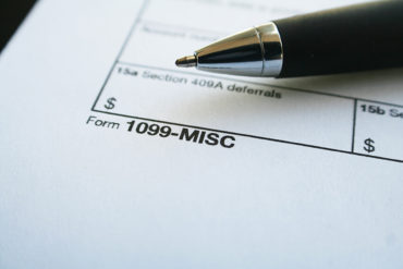 U.S. Tax: What Is an IRS 1099-MISC Form?