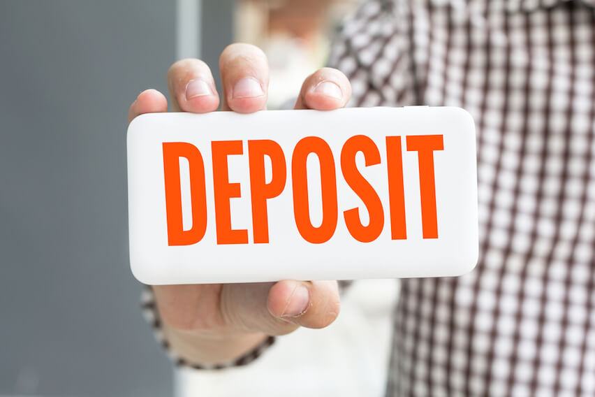 Should You Ask for an Upfront Deposit on Work?