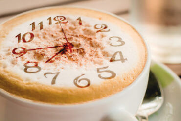 "What's Your ""Latte Factor"" When It Comes to Time Management?"