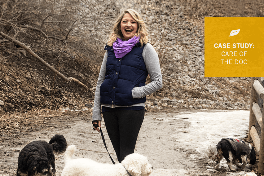 Meet Alexandra, a Dog Walker Who Uses Cloud Accounting to Manage All of Her On-the-Go Invoicing Needs