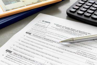 Canada Tax 101: What Is a W-8BEN Form?