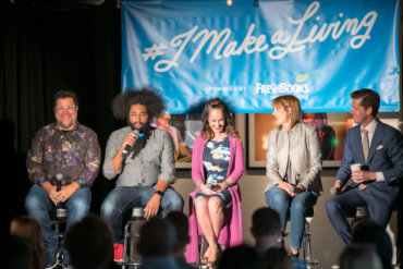 Highlights from #IMakeaLiving Austin and Looking Ahead to Boston!