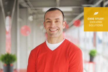 Meet Chris, Founder of Evolving Solutions, Who Uses Easy Cloud Accounting to Manage His Rapidly Growing Client Base