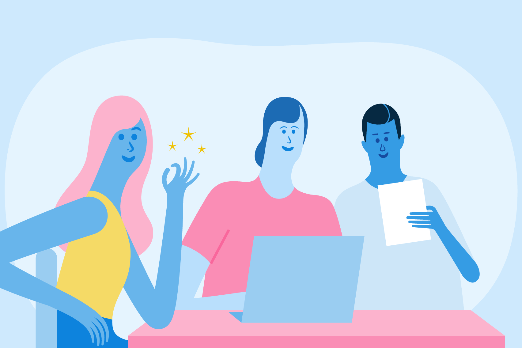 Working With Your Team Just Got Easier in FreshBooks