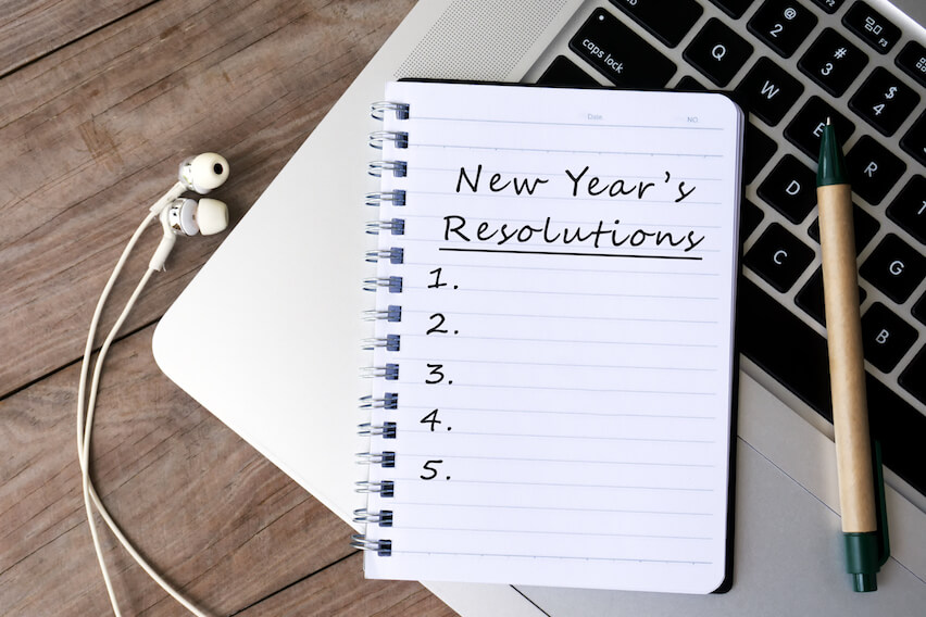 Small Business Owners: What's Your 2018 New Year's Resolution?