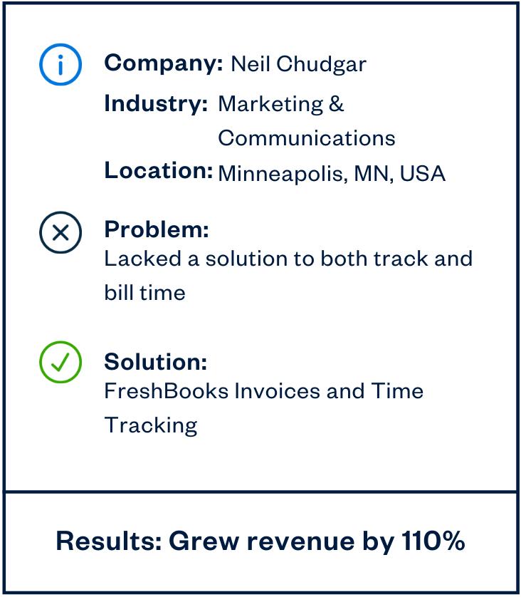 Neil Chudgar cloud accounting sidebar