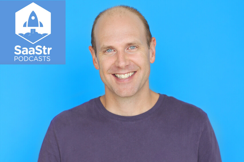 Listen to FreshBooks CEO Mike McDerment on SaaStr Podcast!
