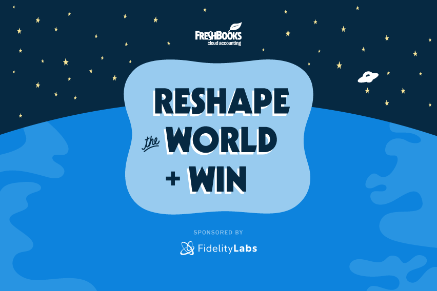Businesses Helping Self-Employed Professionals: Introducing the Reshape the World Challenge