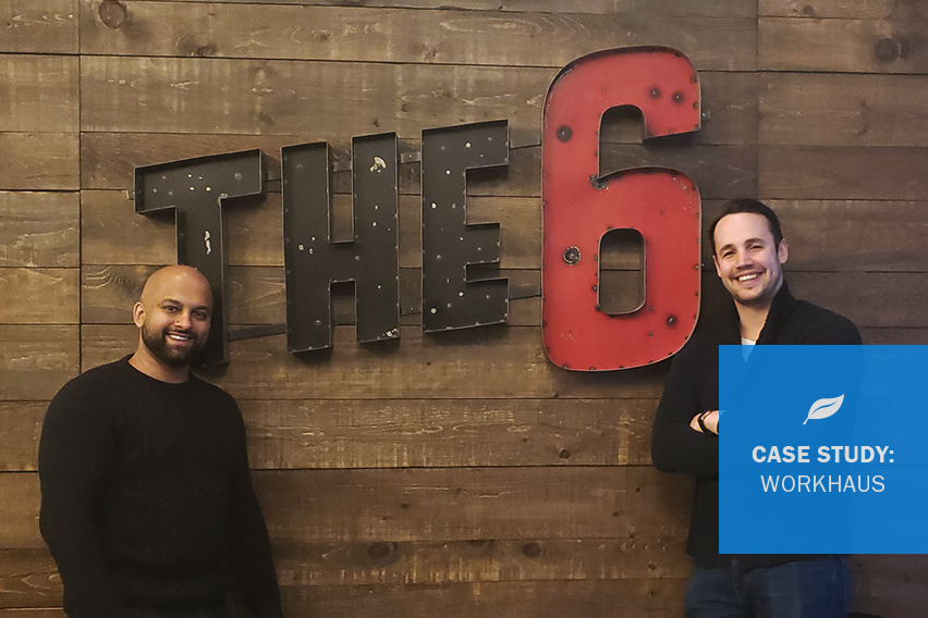Meet Ryan and Adrian of Workhaus, Who Use Cloud Accounting to Keep Their Rapidly Scaling Business on the Right Track