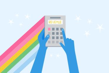 New: Revenue Streams Graph on Dashboard