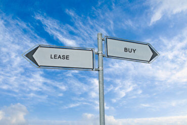 Should You Lease or Buy Equipment for Your Business?