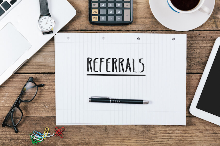 Asking for Referrals: How to Do It the Right Way