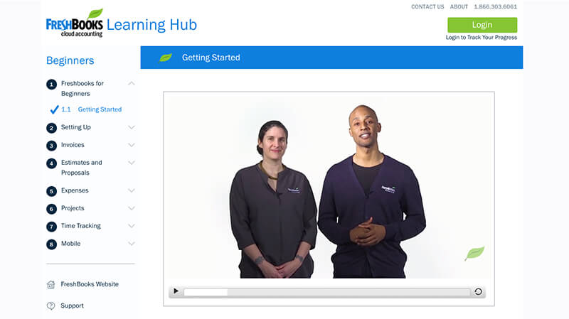 e-learning videos