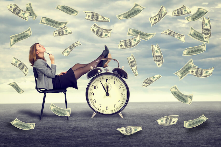 3 Easy Ways to Spend Money to Buy Time