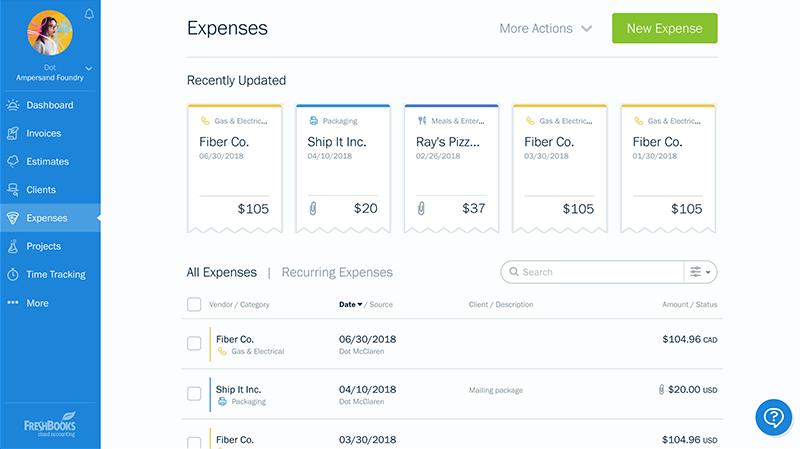 uncategorized expenses