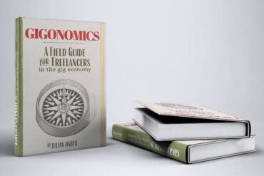 Book Club: Gigonomics by FreshBooks Customer, Julian Haber