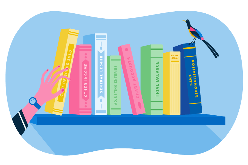 FreshBooks' Double-Entry Accounting Glossary
