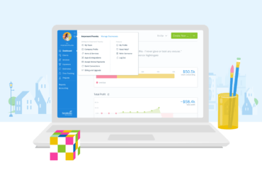 New: Updates to the Navigation Bar in FreshBooks