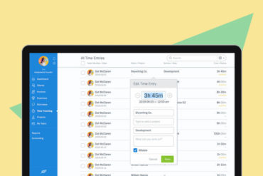 New & Improved in FreshBooks: ACH Payments, Team Time Entries and More