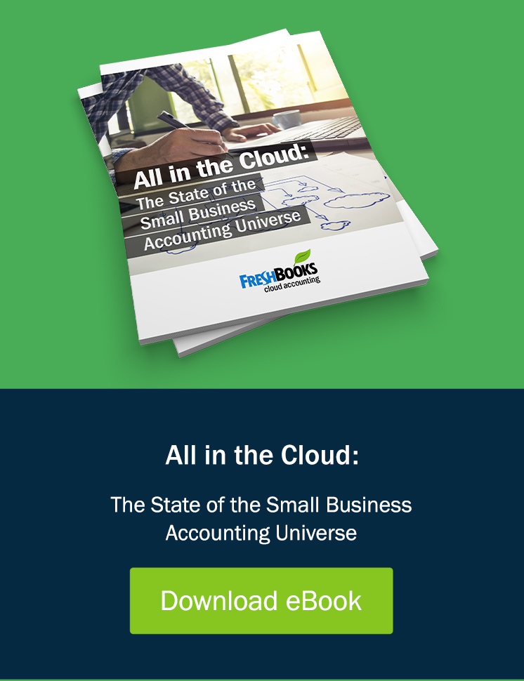 small business accounting universe