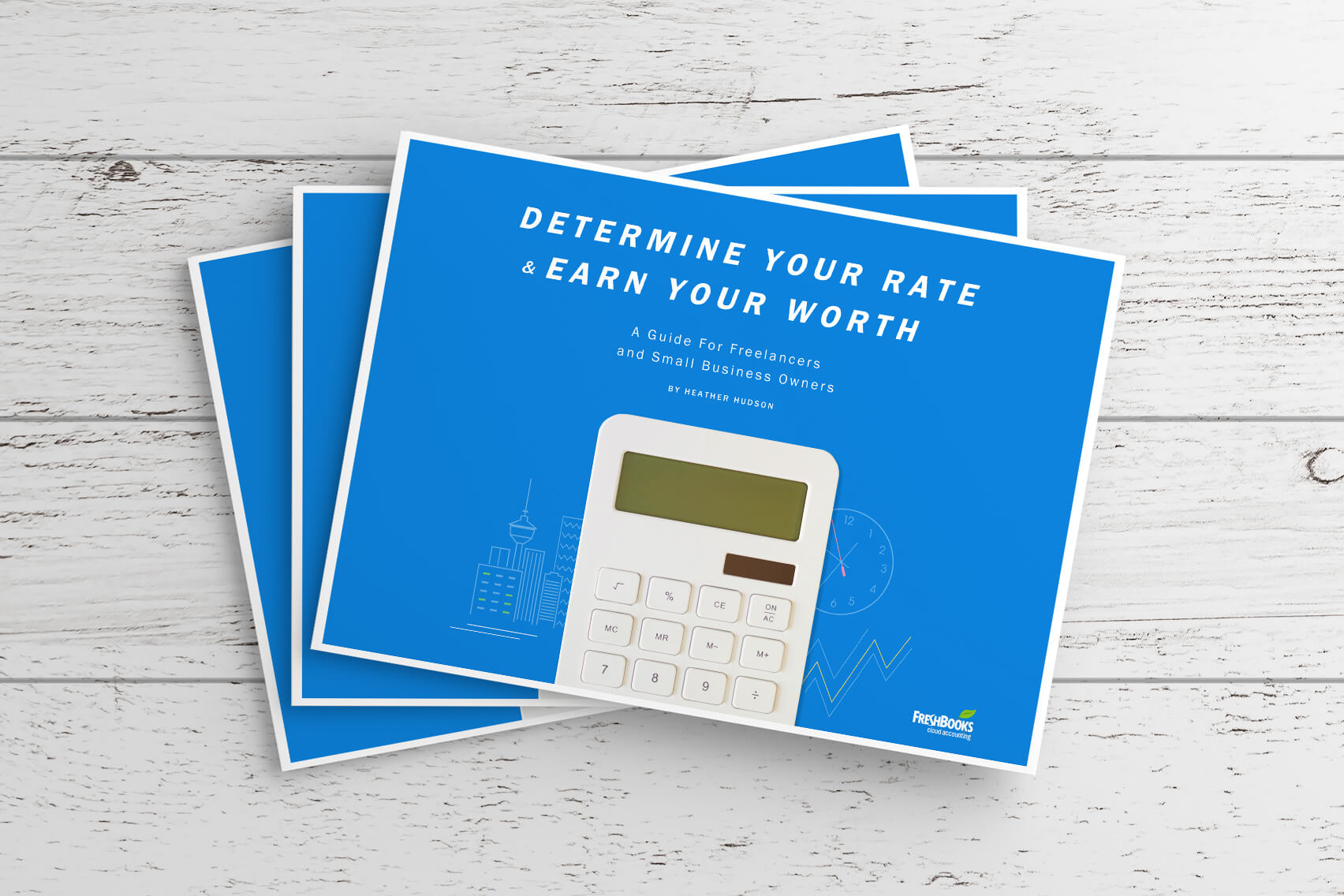 Determine Your Rate & Earn Your Worth [Free eBook]