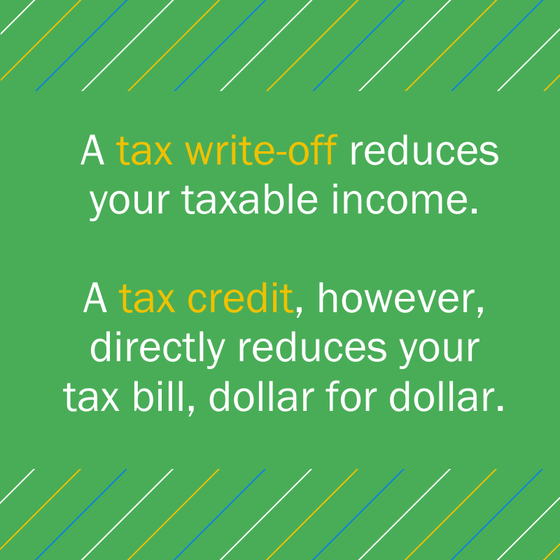Quote - Tax Write-Offs