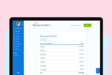 New & Improved in FreshBooks: Sorting Within Reports, Bank Reconciliation and More