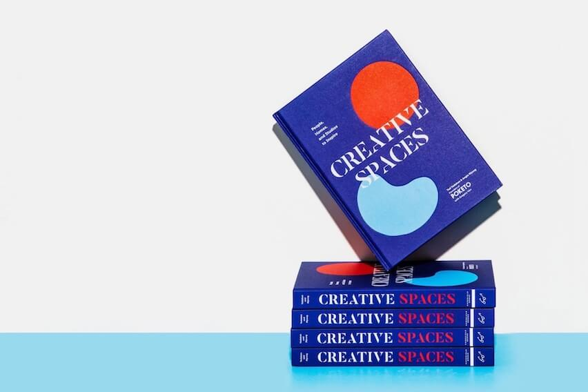 Book Review: Creative Spaces: People, Homes and Studios to Inspire