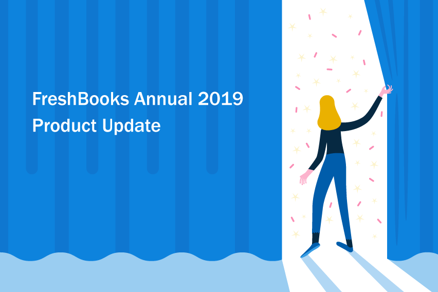 Everything FreshBooks Shipped in the Last 12 Months!