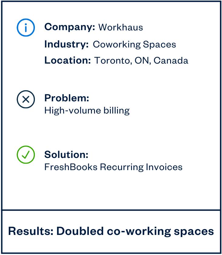 Workhaus sidebar scaling business