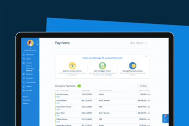 New & Improved in FreshBooks: Payments Page, Recurring Templates and More