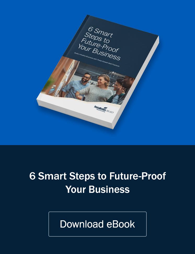 future-proof ebook ad