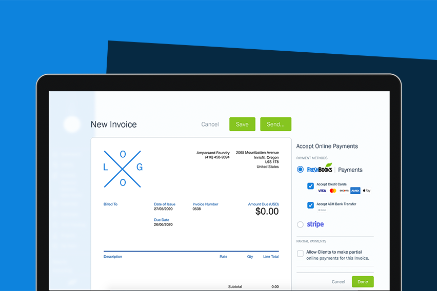 New & Improved in FreshBooks: Partial Payments, Expenses on Projects, and More