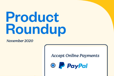 New & Improved in FreshBooks: PayPal, Project Manager Role, and More