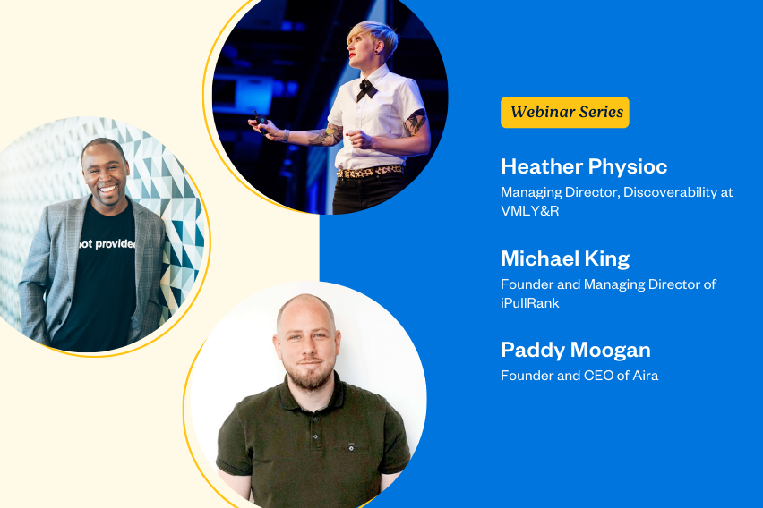 Scaling Master Class: How to Use SEO to Grow Your Marketing Agency [webinar]