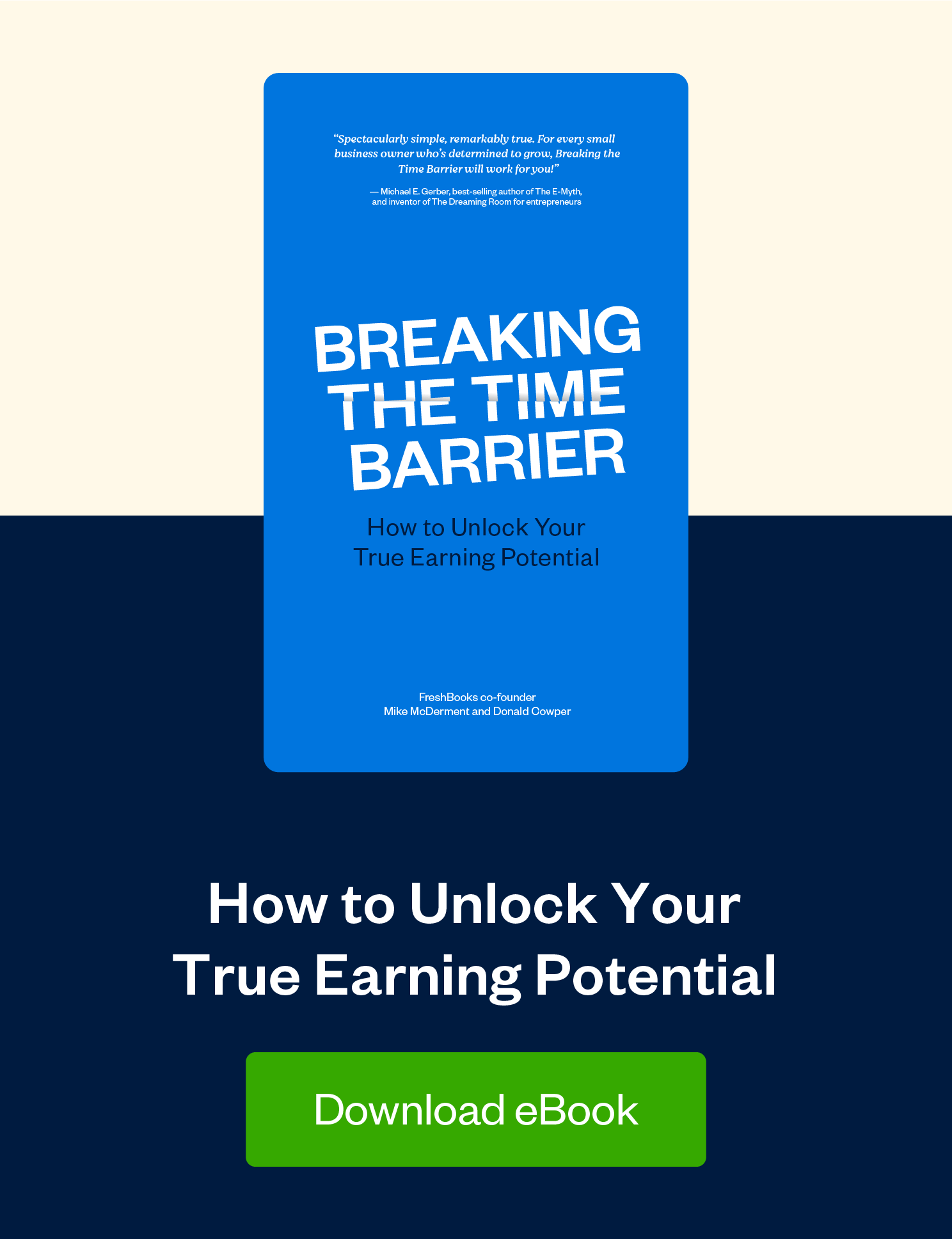 breaking the time barrier ebook