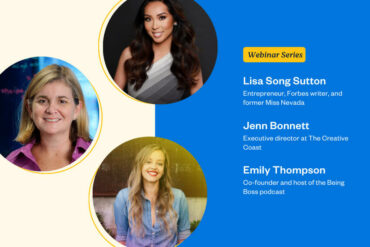 Beating the Odds as a Woman in Business [webinar]