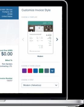 Invoice Customize