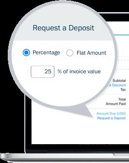 Invoice Deposit