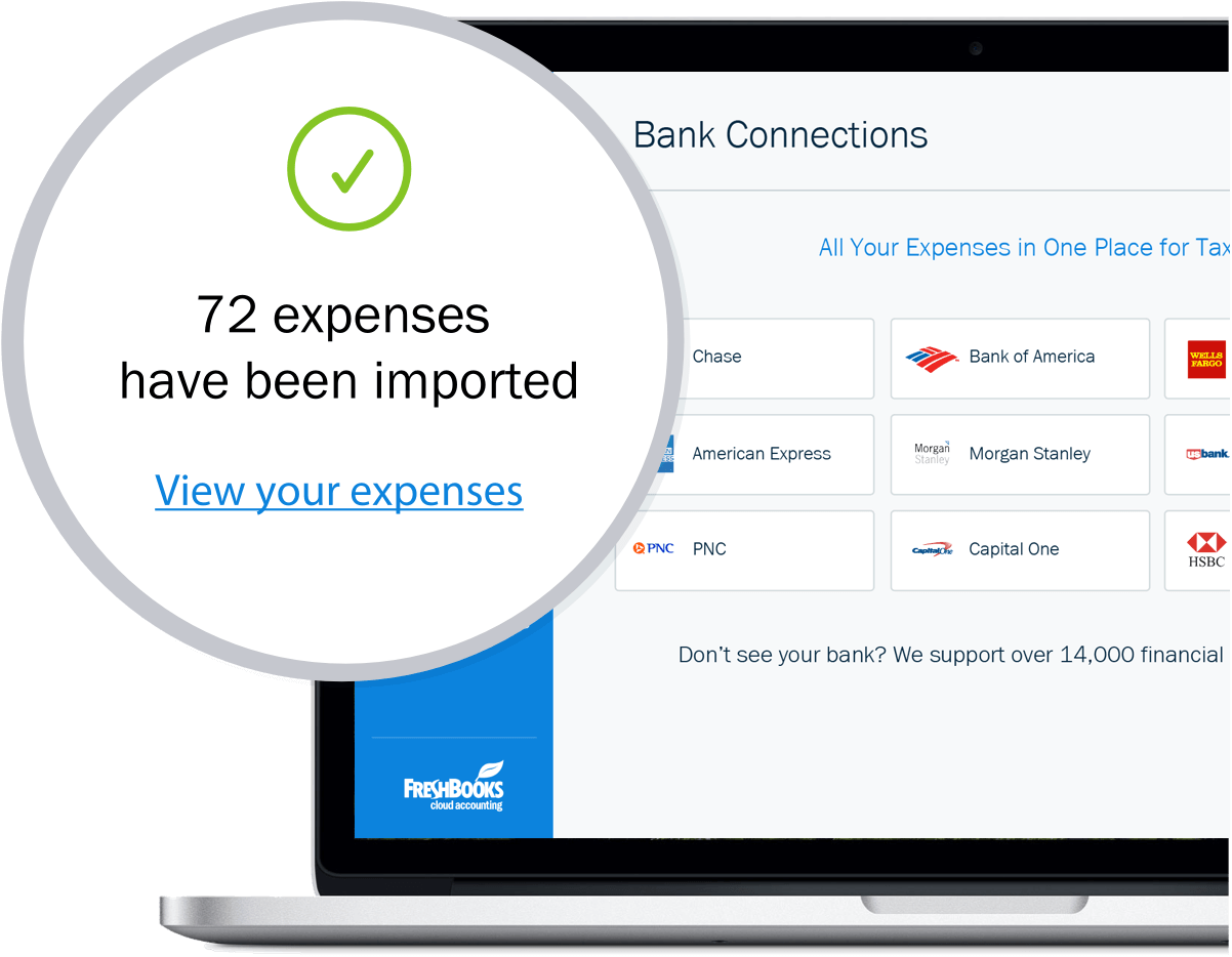 Track Your Business Expenses Without Lifting a Finger
