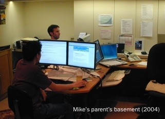 Mike's Parent's Basement