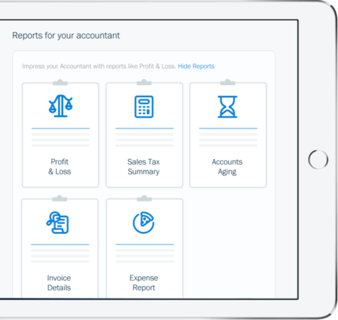 Ready-made Reports When You Need Them